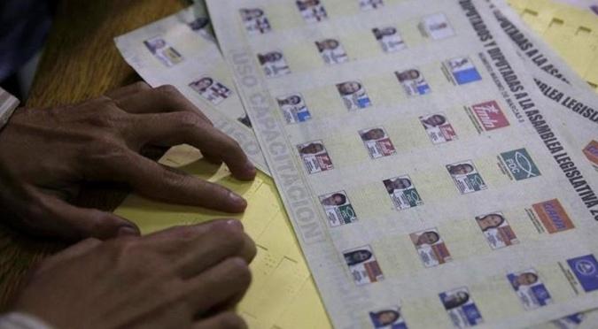 El Salvador: elecciones legislativas