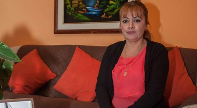 Alexandra Córdova: Desaparición de David Romo.