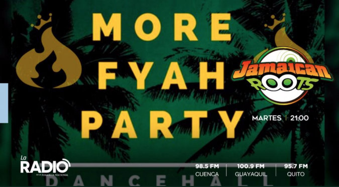 More Fyah Party