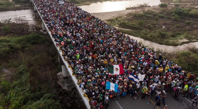 México: Congreso debate situación de Caravana de Migrantes