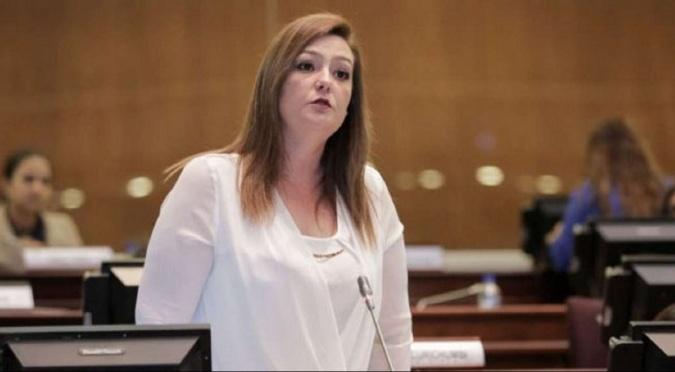Lourdes Cuesta: Veto al Proyecto de Ley Reevas