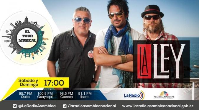 La Ley Banda Tour