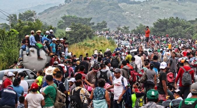 Lina Villa: Asistencia médica y psicosocial a migrantes y refugiados en Tamaulipas.