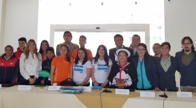 Participación Activa de Niñas, Niños, y Adolescentes en la Agenda Legislativa