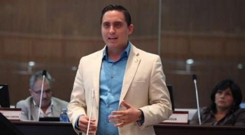 Daniel Mendoza - Asambleísta por Manabí