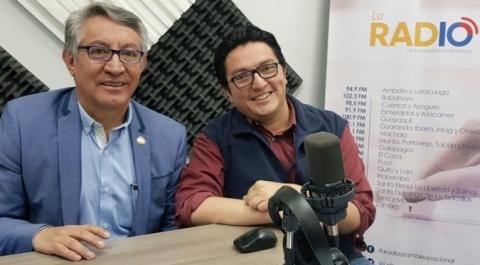 Asambleísta Mauricio Proaño