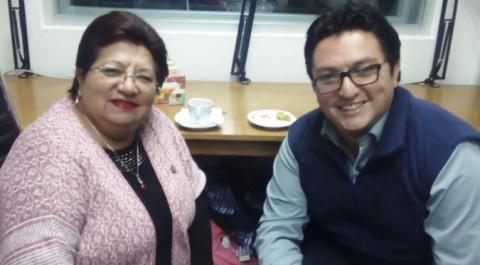 Asambleísta Liliana Durán
