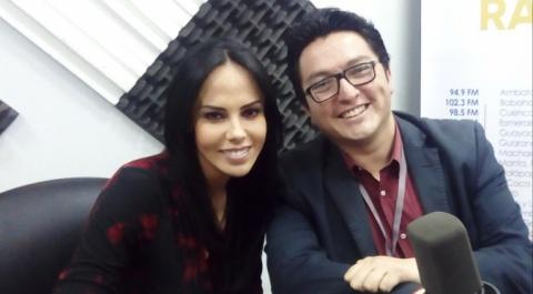 Asambleísta Marcela Holguín