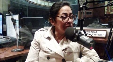 Susana Tito, subsecretaria de Atención Intergeneracional del Ministerio de Inclusión Económica y Social