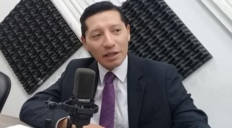 Santiago Cevallos: Director ejecutivo del IEPI