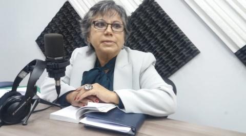 María Hernánez, - Coordinadora Política de Mujeres Ecuatorianas