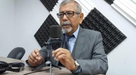 Joaquín Viteri - Presidente del Tribunal Contencioso Electoral