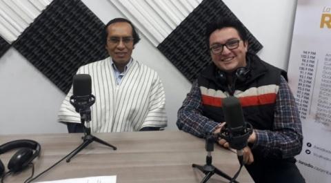 Asambleísta Pedro Curichumbi