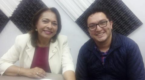 Asambleísta Patricia Henríquez