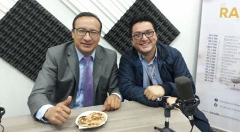 Asambleísta Fafo Gavilánez
