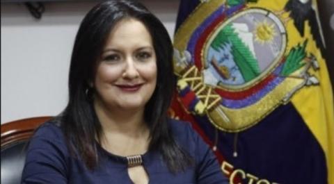 Ana Marcela Paredes, vicepresidenta del CNE