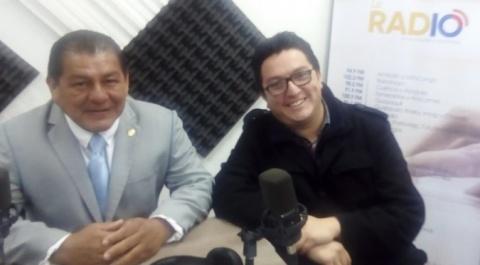 Asambleísta Rafael Quijije