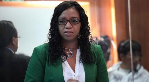Alexandra Ocles - Secretaria de Gestión de Riesgos