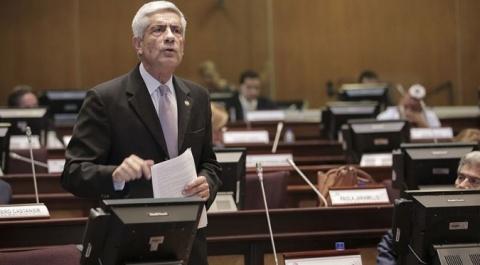 Fernando Callejas - Asambleísta por Tungurahua