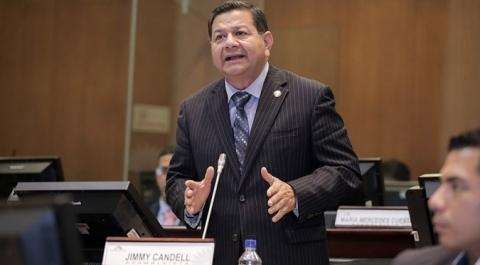 Jimmy Candell - Asambleísta por Santa Elena