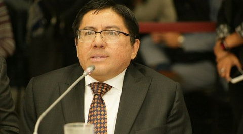 Víctor Anchundia - Superintendente de Compañías