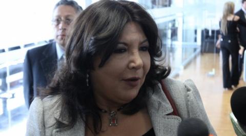 Silvia Salgado - Asambleísta por Imbabura