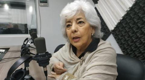 Ligia Noboa - Directora de la Fundación Entra a mi Mundo