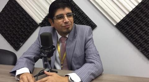 Andrés Ycaza - Vicepresidente de la Cámara de Minería del Ecuador