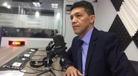 Carlos Alulema - Director Nacional de la Policía Judicial