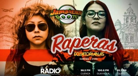 Raperas ecuatorianas