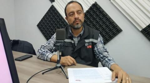 Diego Ripalda - Subdirector general subrogante del ECU 911