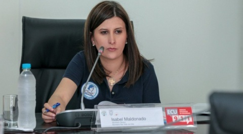 "Isabel Maldonado - Secretaria técnica del plan ""Toda una Vida"""