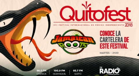 Cartel Quitofest 2018
