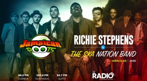 Richie Stephens & the Ska Nation Band
