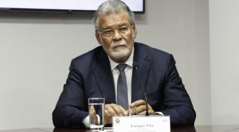 Enrique Pita - Vicepresidente del CNE