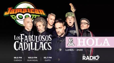 Los Fabulosos Cadillacs álbum Hola