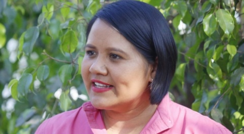 Cristina Cornejo - Diputada de El Salvador