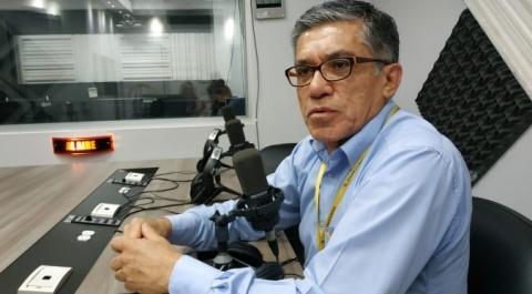 Enrique Mafla - Vocero de la Comisión para la Transparencia del proceso electoral