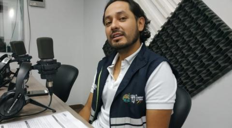 Christian Zambrano - Coordinador General de Seguridad Animal de Agrocalidad