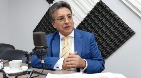 Ernesto Pazmiño - Director del Servicio Nacional de Atención Integral a Personas Adultas Privadas de la Libertad y a Adolescentes Infractores del Ecuador
