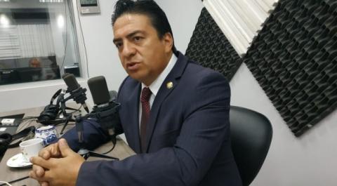 Fernando Burbano - Asambleísta Nacional