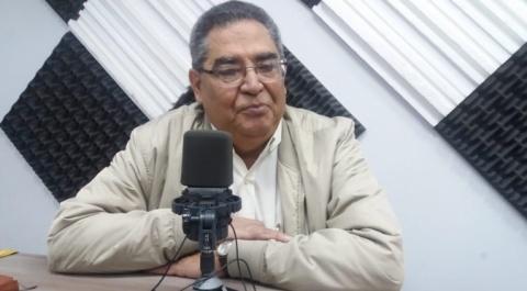 Francisco Muñoz - Miembro de la Comisión Nacional Anticorrupción