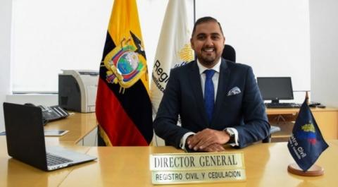 Vicente Taiano González - Director General del Registro Civil