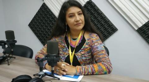 Grace Vásquez - Directora Técnica del Consejo Nacional de la Igualdad Intergeneracional