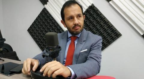 Iván Granda - Secretario Anticorrupción de la Presidencia