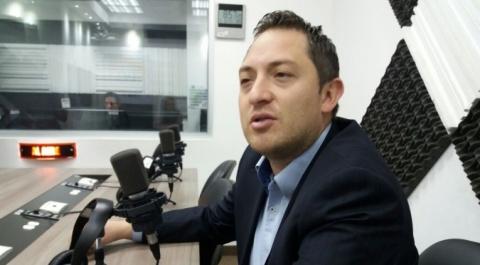 Andrés Freire, representante de la Red de Instituciones Financieras del Desarrollo