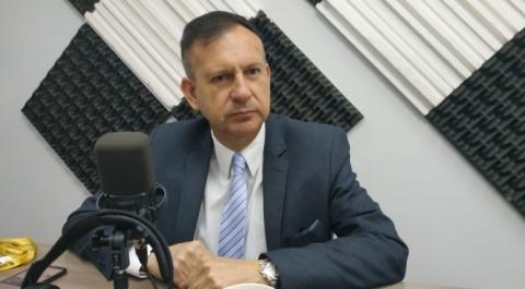 Ricardo Camacho - Exsubsecretario de Rehabilitación Social