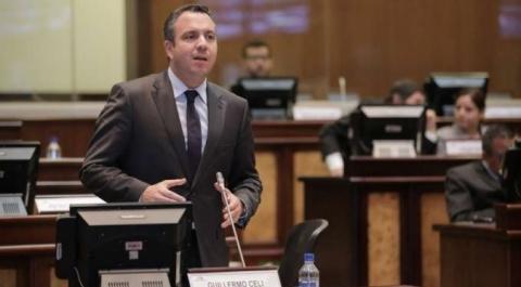 Guillermo Celi - Asambleísta Nacional