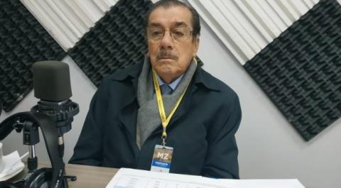 Manuel Muñoz - Presidende de la Confederación de Jubilados y Pensionistas Montepío del Ecuador