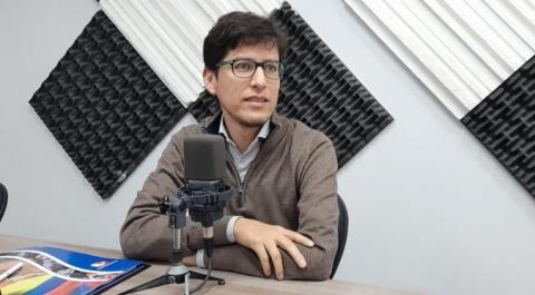 Carlos Durán - Viceministro de Salud